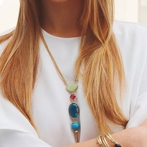 *COMING SOON* Crystal Fringe Necklace